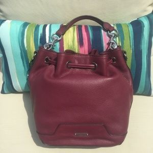 NWT Rebecca Minkoff Fiona Bucket Bag